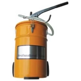 Hand operated oil pump with Meter KT-H20-OM