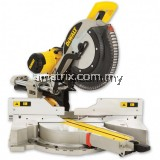 305MM DOUBLE BEVEL SLIDING COMPOUND MITER SAW DEWALT DWS780