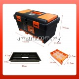 Mr Mark MK-28 PVC/Plastic Heavy Duty Deluxe Box/Tool Box/Tool Storage