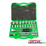 TOPTUL GCAI2404 24PCS SOCKET SET SPANNER