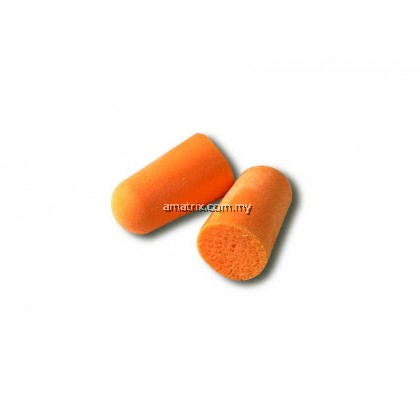 3M 1100 Uncorded Disposable Earplugs