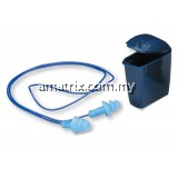 3M 1293 Reusable Earplugs with Carrying Case