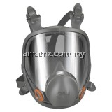 3M 6700 Double Full Face Respirator (SMALL)