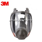 3M 6800 Double Full Face Respirator ( MEDIUM )
