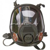 3M 6900 Double Full Face Respirator (LARGE)