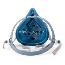 3M 7503 Silicone Double Respirator (LARGE)
