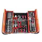 "62 PCS 1/2"" DR.SOCKET & TOOL SET"