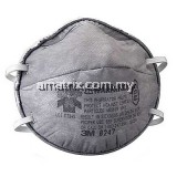 3M 8247 R95 Maintenance Free Respirator for Organic Vapors (20 pcs / box)