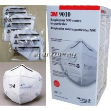 3M 9010 N95 Folded Respirator (50 pcs / box)