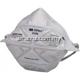 3M 9105 Anti Haze Respirator Disposable Face Mask V-Flex N95 (50pcs/bo)x