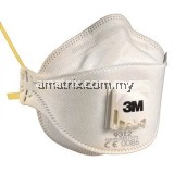 3M 9312 P1 Folded Maintenance Free Respirator with Valve (10pcs / box)