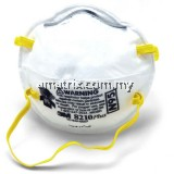 3M 8210 N95 Anti Haze Respirator Disposable Face Mask (20pcs/box)