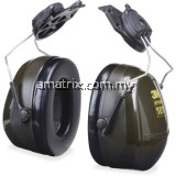 3M Peltor Optime 101 H7P3E Helmet Attached Earmuff