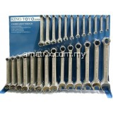 177pcs Combination Wrench Set With Display Tray KTCWS-177TS