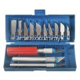 13PCS CARVING KNIFES SET MULTIFUNCTION HAND TOOL KIT 15.00 x 13.00 x 1.30 cm