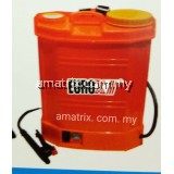 PORTABLE RECHARGABLE KNAPSACK POISON SPRAYER 16L EUROX PPQ4510