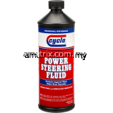 CYCLO C28 POWER STEERING FLUID PROTECTS AGAINST WEAR & HELPS STOP SQUEAKS