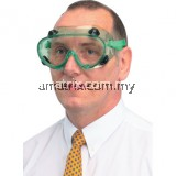 SAFETY GOGGLES ANTI CHEMICAL SPLASH & IMPACT