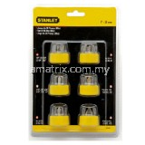 STANLEY 68-075 36PCS SCREWDRIVER INSERT BITS SET