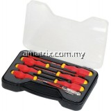 STANLEY 65-980 INSULATED SCREWDRIVER 6PCS SET