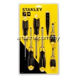 STANLEY 92-002 6PCS SCREW DRIVER SET