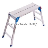ALUMINIUM WORKING PLATFORM LADDER (WPL)