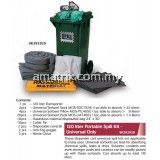 120 Liter Portable Spill Kit- Universal Only