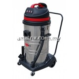 VIPER LSU395 95L COMMERCIAL WET & DRY VACUUM CLEANER
