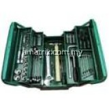SATA 95104A-70 70pcs Cantilevel Mechanic Tool Chest Set 12PT