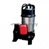 TSUNAMI PUMP MUS-150A AUTOMATIC STAINLESS STEEL FANCY CARP SUBMERSIBLE PUMP 0.15KW