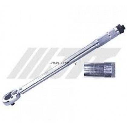 "JTC1201 1/4""Dr 2~24Nm/17.7~215.5inch CLICK-TYPE TORQUE WRENCH"