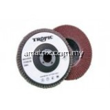 "AFW-4A120 4"" A120 Flap Wheels(1x10pce)"