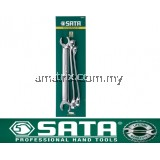 09031 SATA 3PC FLARE NUT WRENCH SET (METRIC)