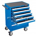 262PCS 7 Drawer Tool Trolley & Tool Set SPERO 32-96-262C