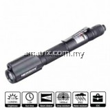 Nicron B24 120LM Red Laser Pen Style Flashlight 3W