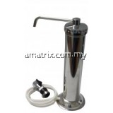 Water Filter Super Thin (Round cover) portable Stainless Steel