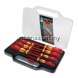 PROSKIT SD-8011 7pcs Insulated Screwdriver Set (1000V)