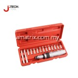 JETECH A12-IM-15S 15 PCS IMPACT SCREWDRIVER SET