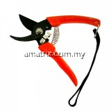 """TIGER 700 WHOLLY HEAT TREATED CARBON STEEL CONCAVE BLADE PRUNING SHEARS 7"""""""