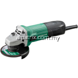 "Hitachi Angle Grinder 4""(100mm), 11500rpm, 600w, 1.7kg G10SS2"