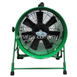 "Swan SHT-30 Portable Ventilator Fan 12"" 520W 45m3/min 2800rpm"