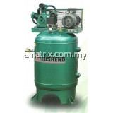 FUSHENG HTA-65H-VT (1Phase) 3HP 245L Two-Stage Vertical Tank Air Compressor