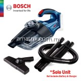 BOSCH GAS18V-1(Solo Unit) Cordless Vacuum Cleaner (Solo Unit)