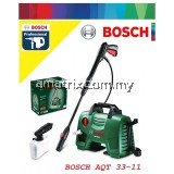 Bosch AQT33-11 1300W 110Bar High Pressure Washer