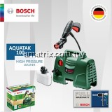 Bosch EasyAquatak 100 100Bar High Pressure Washer.. (With 360° Adjustable Nozzle)