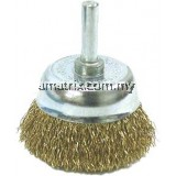 "HAWK 1/4"" Shank Cup Brush"