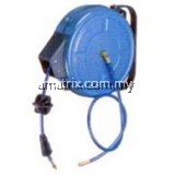 15M/50FT AIR HOSE REEL C/W STANDARD ACCESSORIES