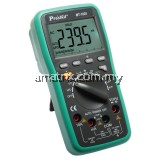 Proskit MT-1820 3-5/6 Dual Display DMM w/USB Connector