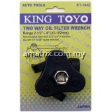 KINGTOYO TWO WAY OIL FILTER WRENCH