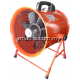 "Icasu PEF12A (12"") Portable Ventilation Fan Blower"